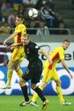 Romania-Holland Imagens de Stock Royalty Free