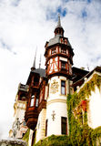 Romania King Carol Palace. Called Peles from Sinaia Stock Photography