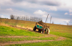 Romania Land Royalty Free Stock Images
