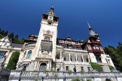Romania landmark Royalty Free Stock Images