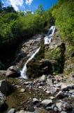 Romania - Lotrisor Waterfall Royalty Free Stock Photo