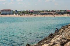 Romania 2 Mai beach Royalty Free Stock Photo