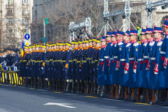 Romania National Day Stock Photography