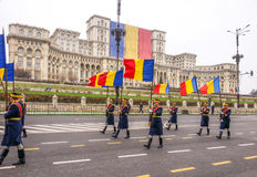 Romania National Guard army Royalty Free Stock Images