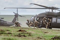 ROMANIA-NATO-ARMY-EXERCISE Стоковые Изображения RF
