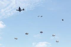 ROMANIA-NATO-ARMY-EXERCISE Royalty Free Stock Photo