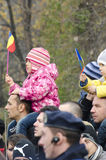Romania's National Day Stock Photography