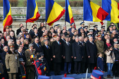Romania's National Day 2015 Stock Image