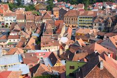 Romania - Sighisoara Royalty Free Stock Images
