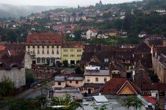 Romania, Sighisoara view Royalty Free Stock Photos