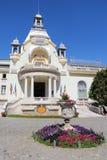 Romania - Sinaia. Sinaia Casino in Muntenia region, Romania. Old building in Sinaia (Prahova county Stock Photos
