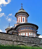 Romania. Sinaia Monastery. Summer in Romania. Sinaia Monastery Royalty Free Stock Photo