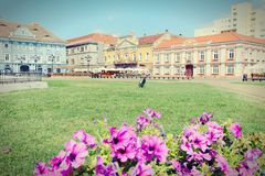 Romania - Timisoara Royalty Free Stock Images