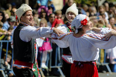 Romania traditional folk Royalty Free Stock Photo