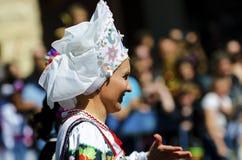 Romania traditional folk Royalty Free Stock Photos