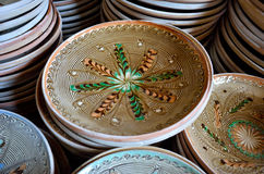 Romania traditional pottery Stock Photo