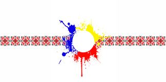 romania tradycyjny symbol obrazy royalty free