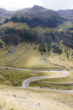 Romania - Transfagarasan road Stock Images