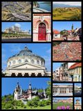 Romania travel Stock Image