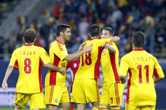 Romania- Trinidad & Tobago Royalty Free Stock Images