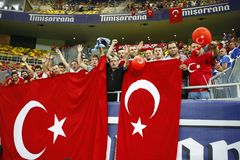 Romania- Turkey Royalty Free Stock Photo