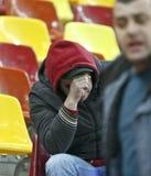 Romania-Uruguay Friendly Match Incidents Royalty Free Stock Image