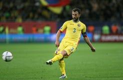 Romania vs Finland Stock Images