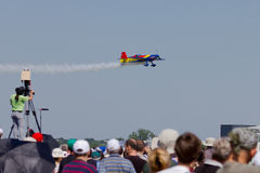 Romanian Air Show Royalty Free Stock Photography