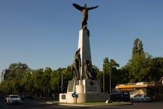 The Romanian Airmen Heroes Memorial Royalty Free Stock Image