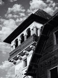Romanian architecture Royalty Free Stock Image