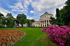 Romanian Athenaeum Stock Photos