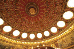 The Romanian Athenaeum Stock Images