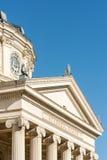 The Romanian Athenaeum Concert Hall Stock Photos