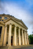 The Romanian Athenaeum Royalty Free Stock Image