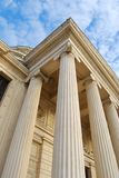 Romanian Atheneum,detail Stock Photo
