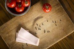 Romanian baloney Stock Photography