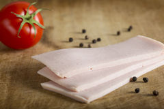 Romanian baloney Stock Photos