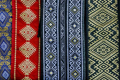 Romanian belts, wide and embroidered-1 Royalty Free Stock Photo