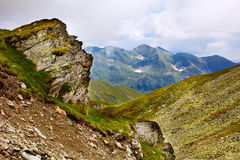 Romanian Carpathians Royalty Free Stock Photography
