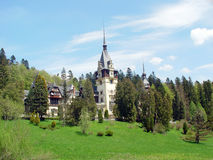 Free Romanian Castle Royalty Free Stock Images - 17522419