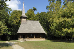 Romanian chapel Royalty Free Stock Image