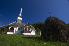 Romanian church Stock Photography
