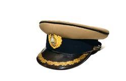 Romanian communist cap Stock Photo