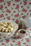 Romanian cookies Royalty Free Stock Photo