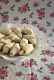 Romanian cookies Stock Image