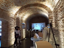 Romanian Design Week 2015 in Bucharest, Romania. Royalty Free Stock Photography