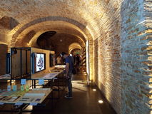Romanian Design Week 2015 in Bucharest, Romania. Stock Photography
