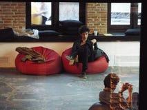 Romanian Design Week 2015 Event Royalty Free Stock Photos