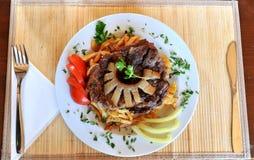 Romanian dish Stock Images