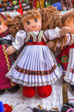 Romanian doll Royalty Free Stock Images